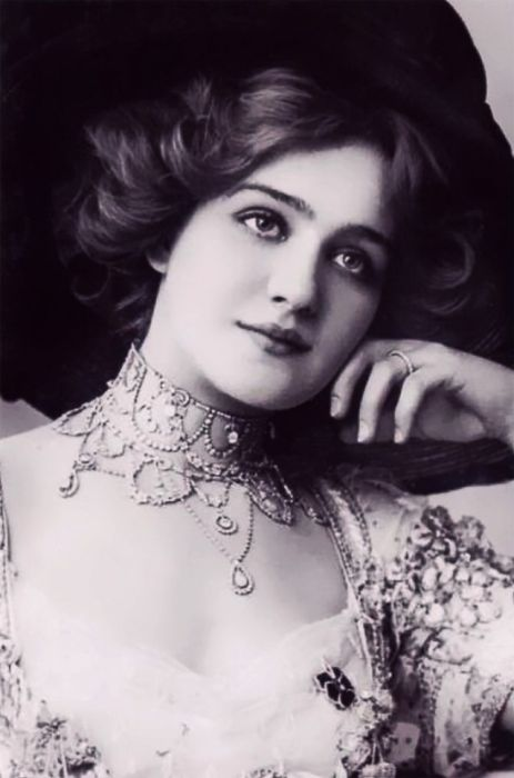 Красавицы начала XX века, по которым сходили с ума миллионы мужчин (15 фото)