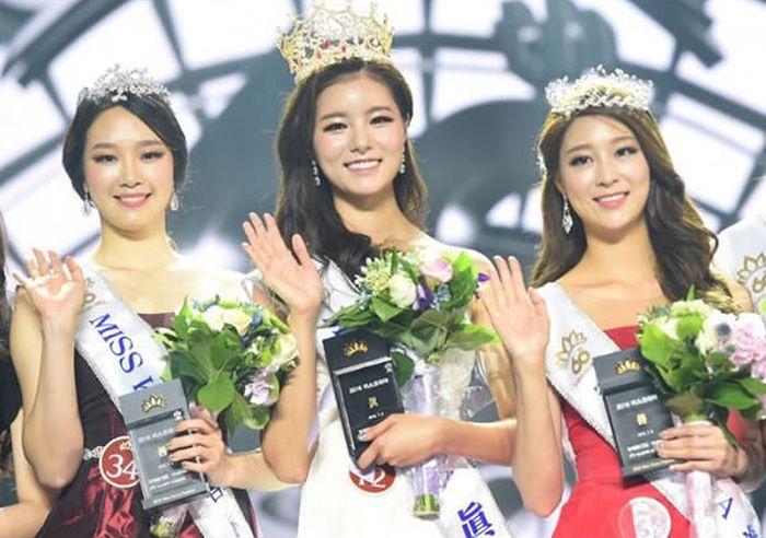 В Южной Корее выбрали самую красивую девушку (6 фото)