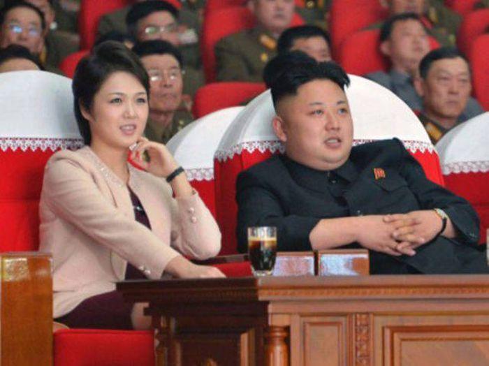 Ли Соль Чжу - первая леди КНДР (12 фото)