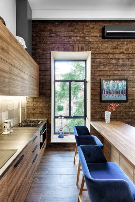 Отличная перепланировка малогабаритной квартиры (8 фото)