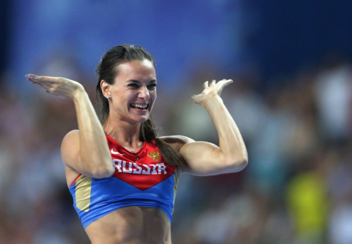 Российские легкоатлеты без которых Олимпиада в Рио-де-Жанейро будет уже не той (13 фото)