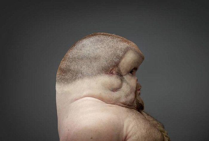 Австралийские ученые создали модель человека, которому нестрашны ДТП (5 фото)