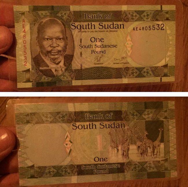 Повседневная жизнь самого молодого государства в мире - Южного Судана (20 фото)