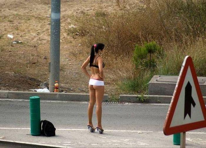 Забавные девушки. Часть 72 (63 фото)