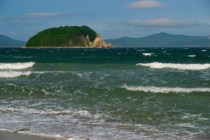 Райские острова в Приморском крае (10 фото)