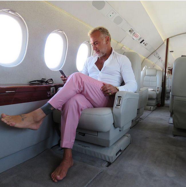 Танцующий миллионер Джанлука Вакки стал новой звездой Instagram (16 фото + 3 видео)
