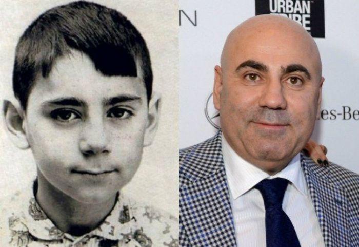 Зарубежные и отечественные знаменитости в детстве (13 фото)