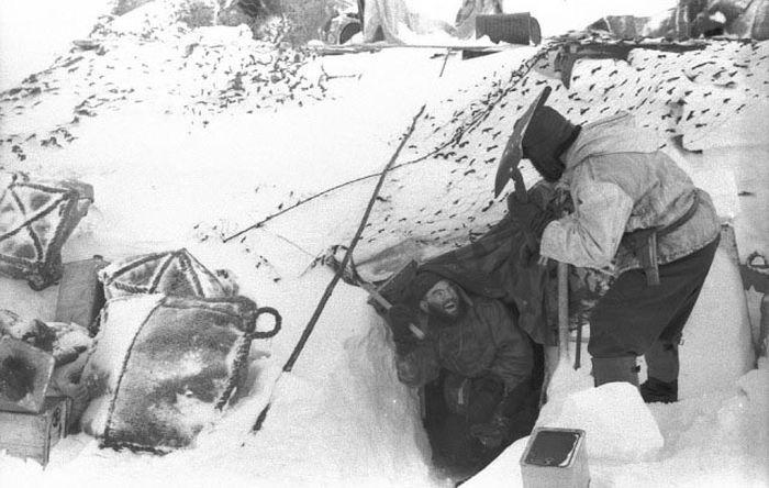 Вильгельм Деге - последний немецкий солдат, сдавшийся в плен (18 фото)