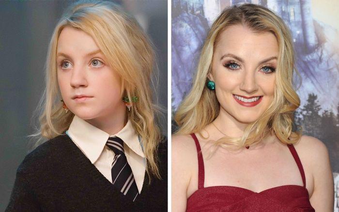 Чем сейчас занимаются актеры, сыгравшие студентов Хогвартса в «Гарри Поттере» (24 фото)