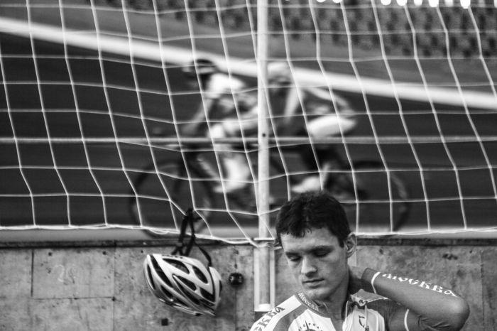 Сергей Манжос - спортсмен, который добывает победу в темноте (22 фото)