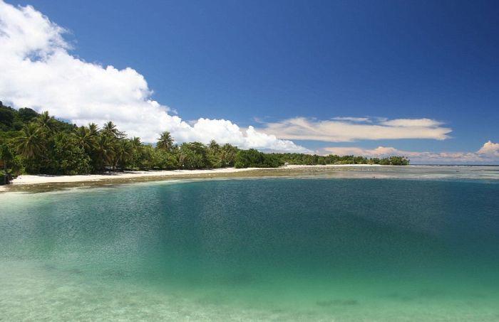 В лотерее житель Австралии выиграл тропический остров (20 фото + видео)