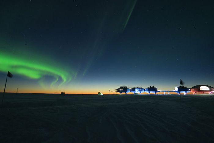Самые запоминающиеся снимки конкурса астрономической фотографии (17 фото)