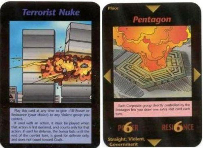 Предсказания теракта 11 сентября 2001 года (13 фото)