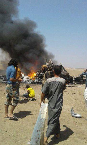 В Сирии сбит российский военно-транспортный вертолет
