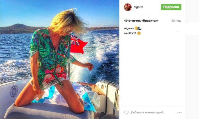Одна из самых больших в мире яхт может принадлежать предполагаемой жене Игоря Сечина Ольге (5 фото + видео)
