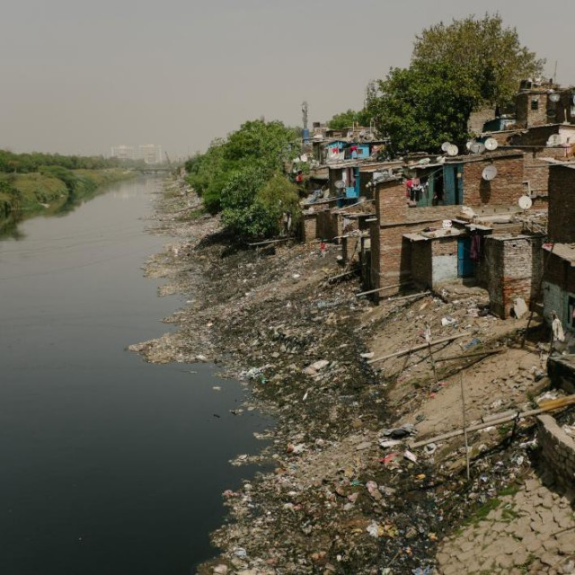 Дели - самый грязный город на планете (11 фото)