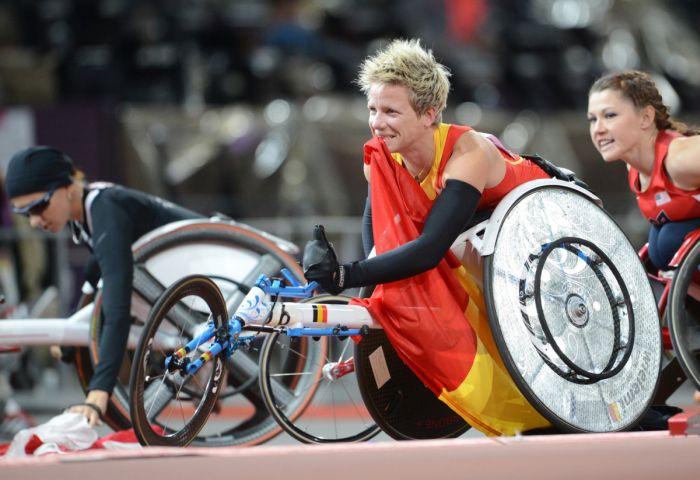 Паралимпийская чемпионка Марика Вервут задумывается об эвтаназии (3 фото)