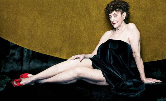 Модели журнала Playboy тогда и сейчас (6 фото)