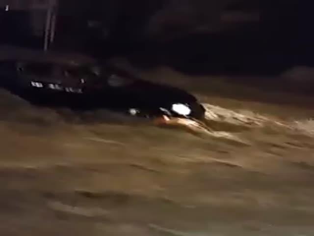 Потоп в штате Мэриленд