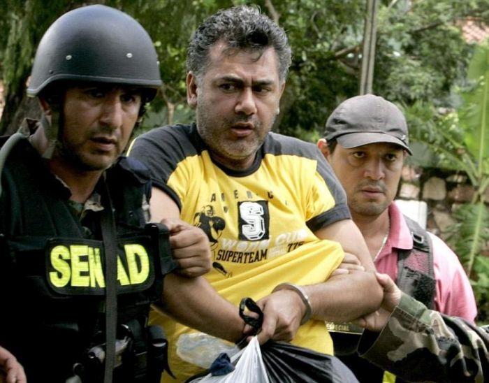 Роскошная камера бразильского наркобарона Жарвиса Павана в парагвайской тюрьме (15 фото)