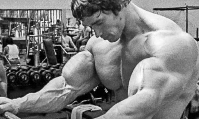 50 лет эволюции конкурса Мистер Олимпия (50 фото)