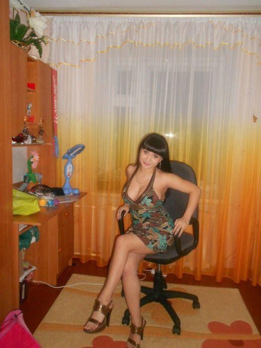 Фигуристые девушки из социальных сетей (50 фото)