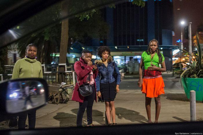 Проститутки Кении (14 фото)
