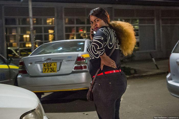 проститутки в кении