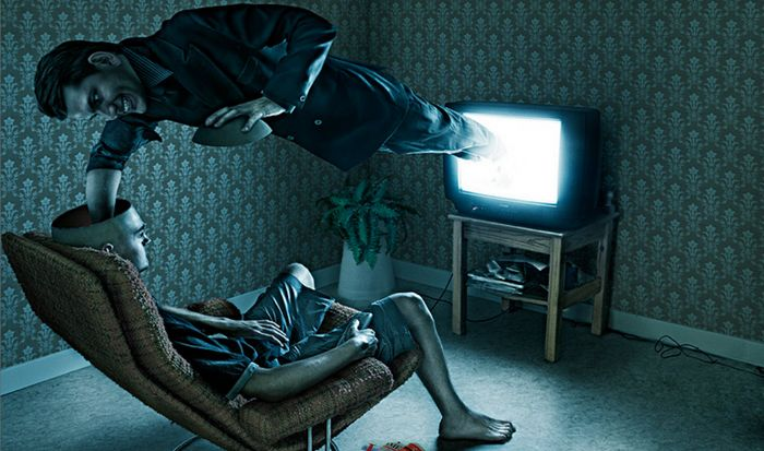 Интересные факты о телевидении (25 фото)