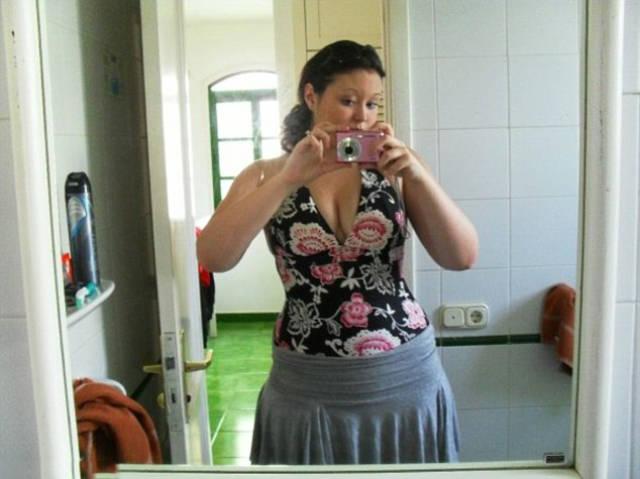 Любительницы плотно поесть похудела на 47 кг (24 фото)