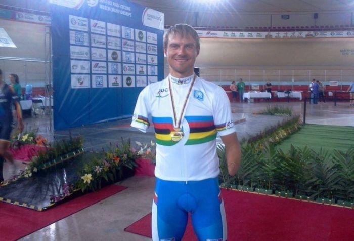 История российского паралимпийца Алексея Обыдённова (7 фото + текст)