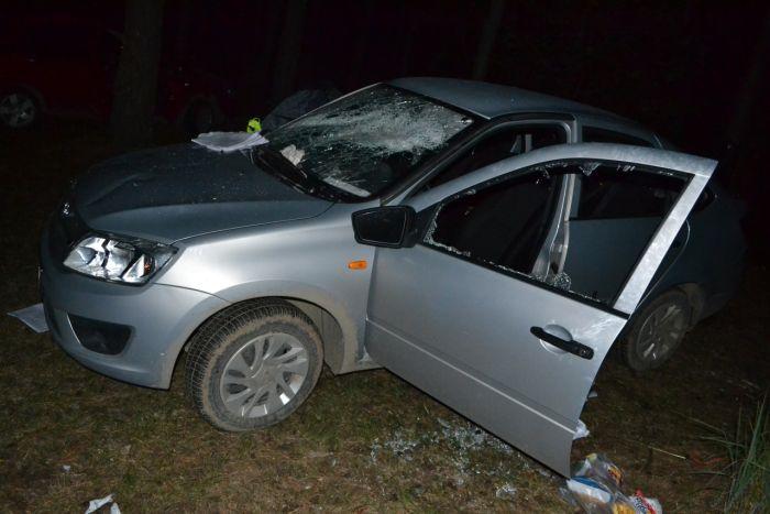 В Нижегородской области напали на участников ЛГБТ-слета (8 фото)