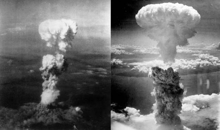 Последние приготовления перед сбросом атомных бомб на Хиросиму и Нагасаки (16 фото + видео)