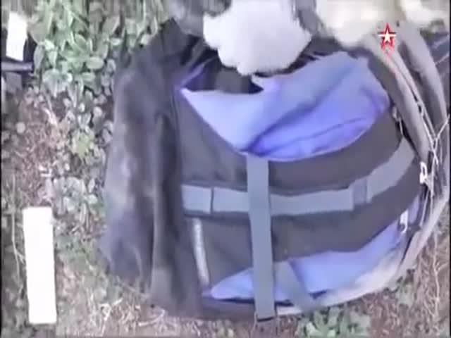 ФСБ показало взрывчатку, изъятую у украинских диверсантов
