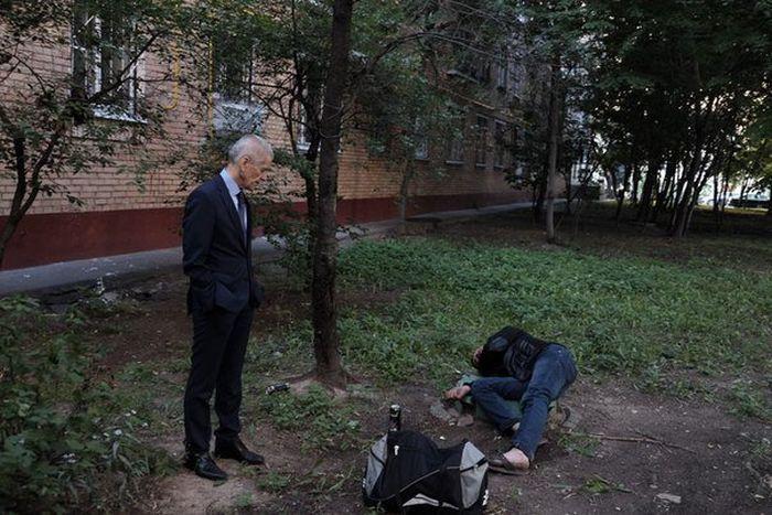 Геннадий Онищенко и пьянство (2 фото)