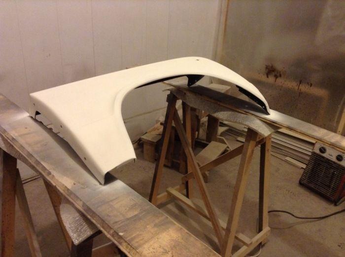 Прикольное кресло из деталей ВАЗ-2101 (11 фото)