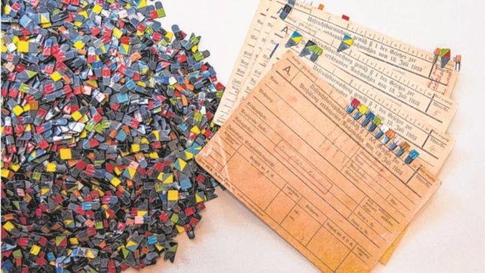 В Германии нашли документы, говорящие о массовой стерилизации в период существования Третьего рейха (3 фото)
