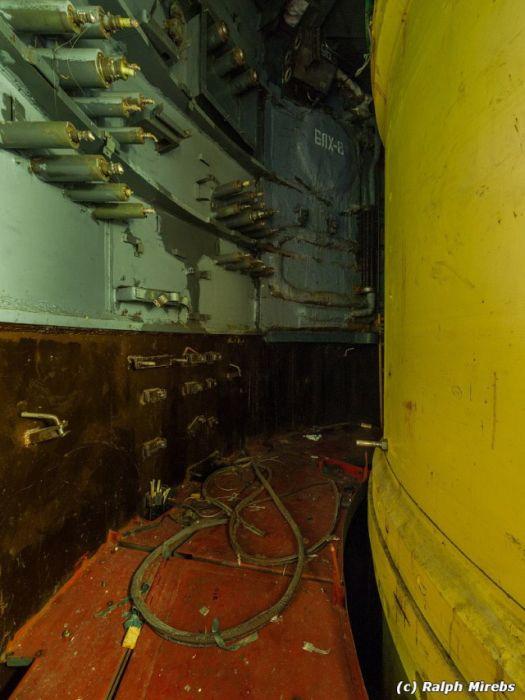 Экскурсия по заброшенному пусковому комплексу баллистических ракет (32 фото)