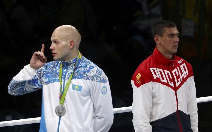 На Олимпиаде в Рио освистали российского боксера Евгения Тищенко