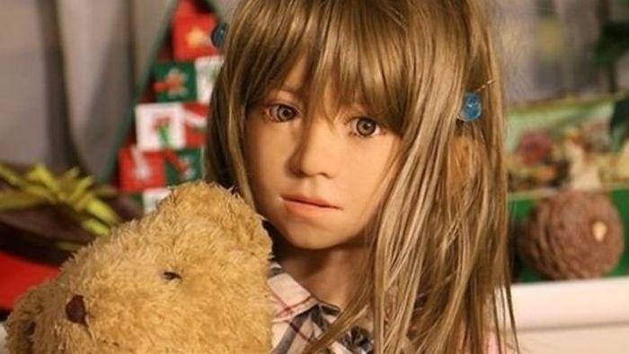 Секс-куклы для извращенцев (5 фото)