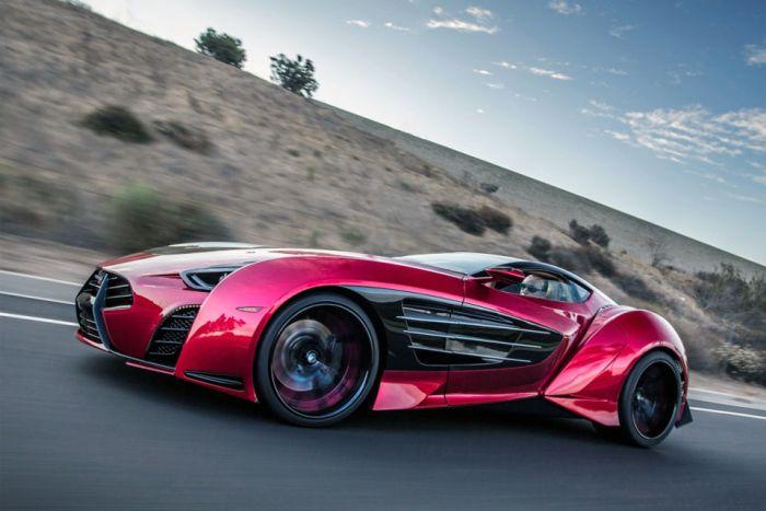 Самые яркие премьеры в истории автовыставки Monterey Car Week (20 фото)