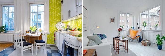 Типовое жилье среднего класса в разных странах мира (26 фото)