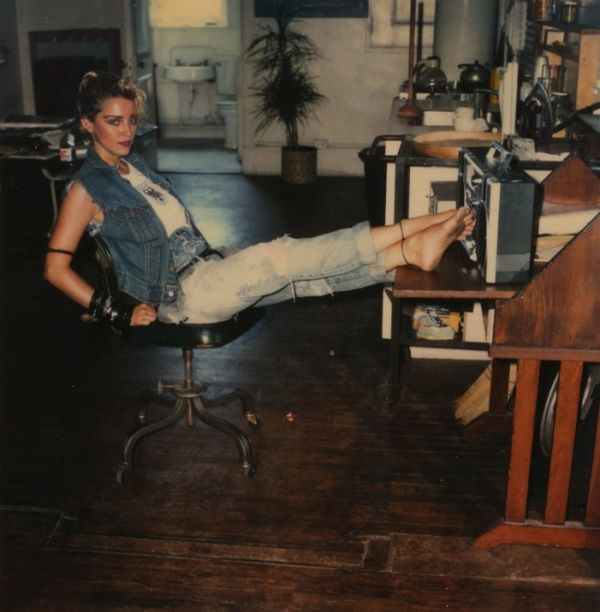 Юная Мадонна, какой мы ее не знали (9 фото)