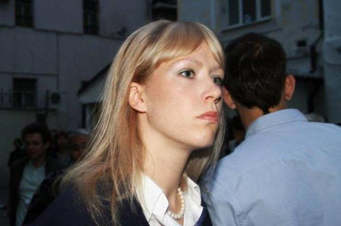 Кандидат в депутаты Госдумы Мария Баронова не против однополой любви (4 фото)