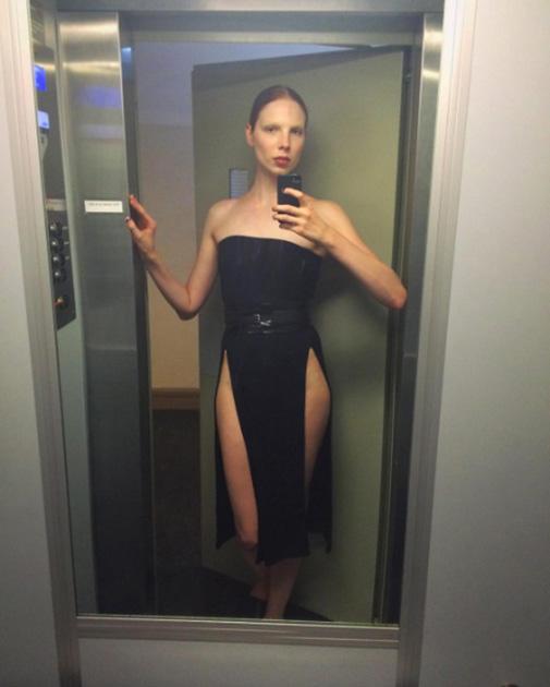 Самые известные в мире модели-трансгендеры (13 фото)