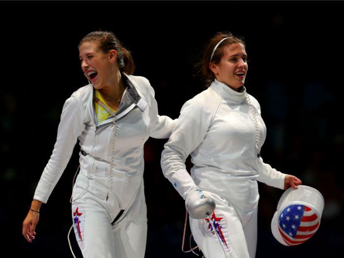Братья и сестры на Олимпийских играх в Рио-де-Жанейро (25 фото)