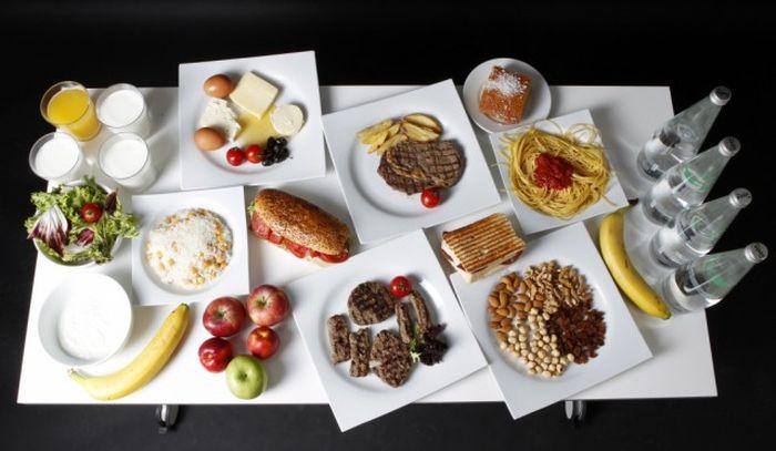 Что едят олимпийские чемпионы (12 фото)