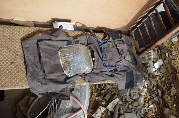 Работа саперов в Пальмире (26 фото)