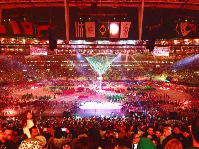 Закрытие Олимпийских игр в Рио-де-Жанейро на фото в Instagram (25 фото)