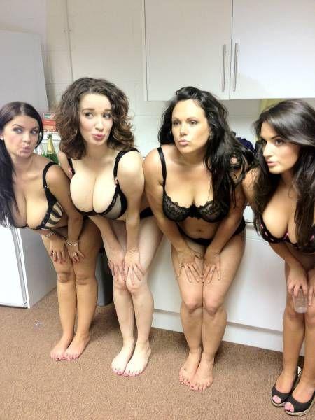 Забавные девушки. Часть 76 (64 фото)